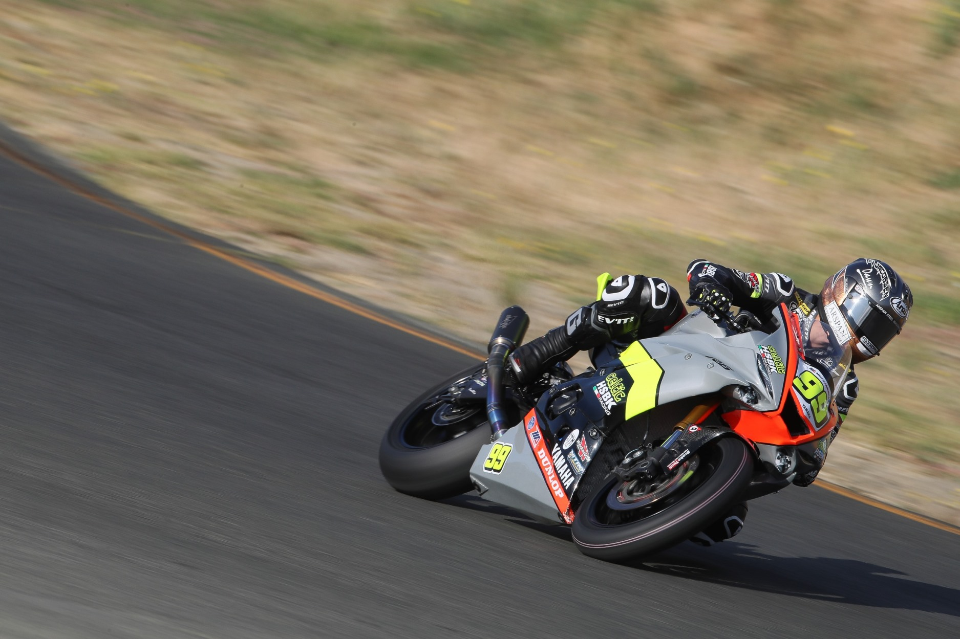 VIDEO: 2019 CELTIC HSBK RACING PJ JACOBSEN DOMINATES MOTOAMERICA RACE 2 AT SONOMA RACEWAY