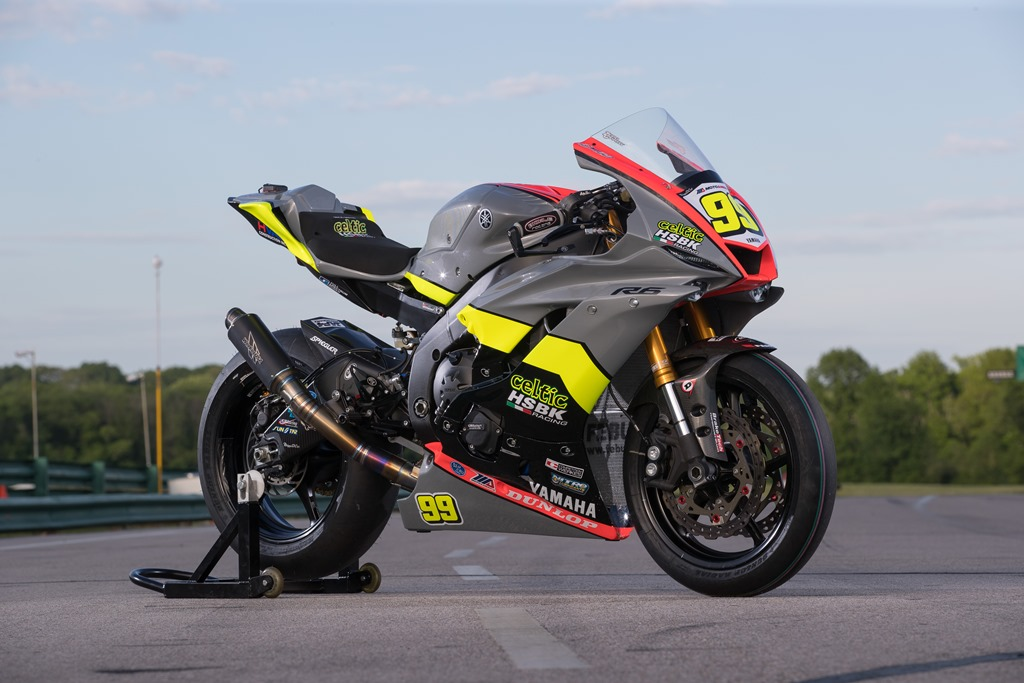 MOTOAMERICA: UP CLOSE AND PERSONAL WITH PJ JACOBSEN'S SUPERSPORT RACING WINNING YAMAHA YZF R6