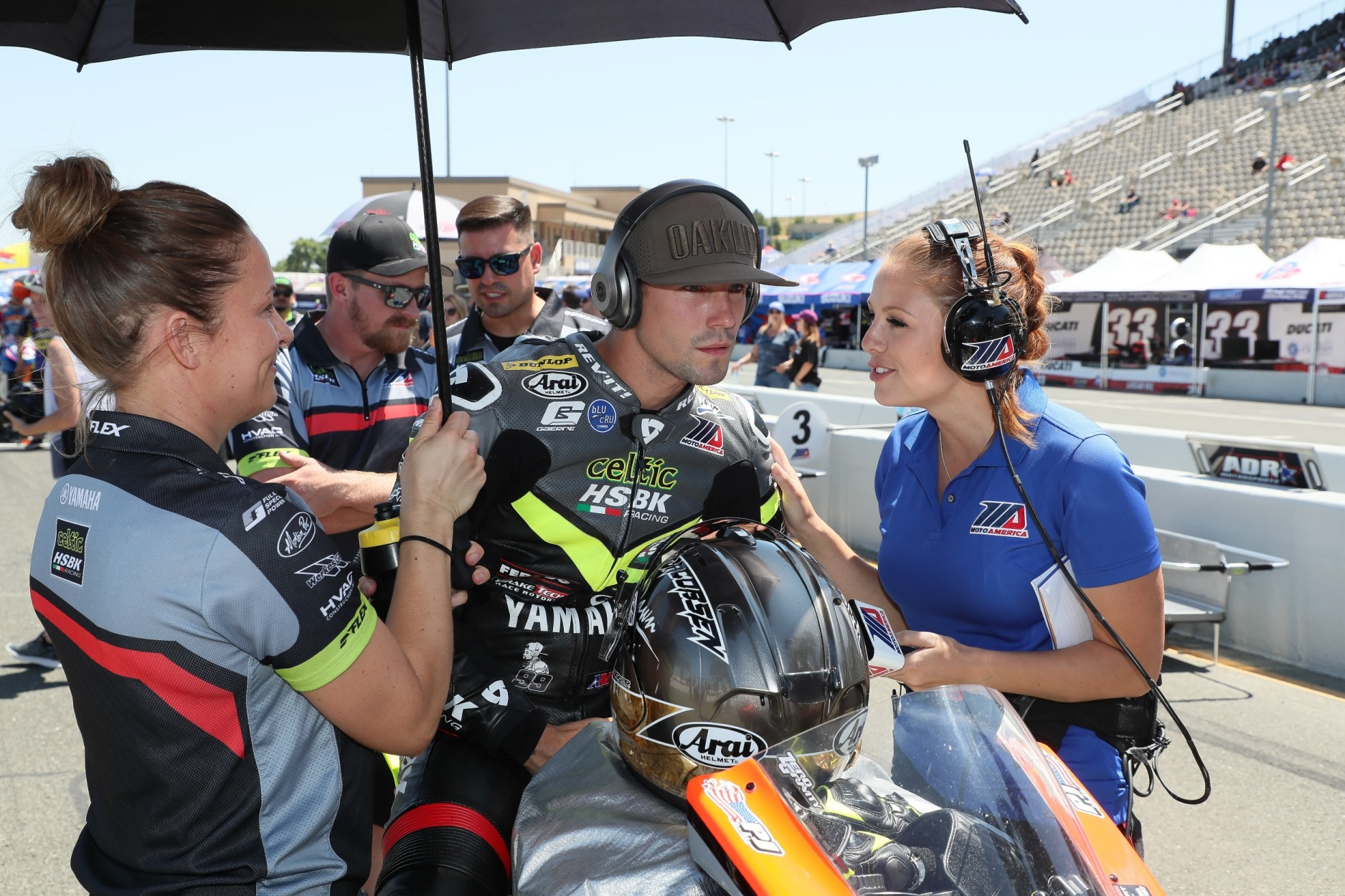 CELTIC HSBK RACING BACK ON TOP AT SONOMA RACEWAY