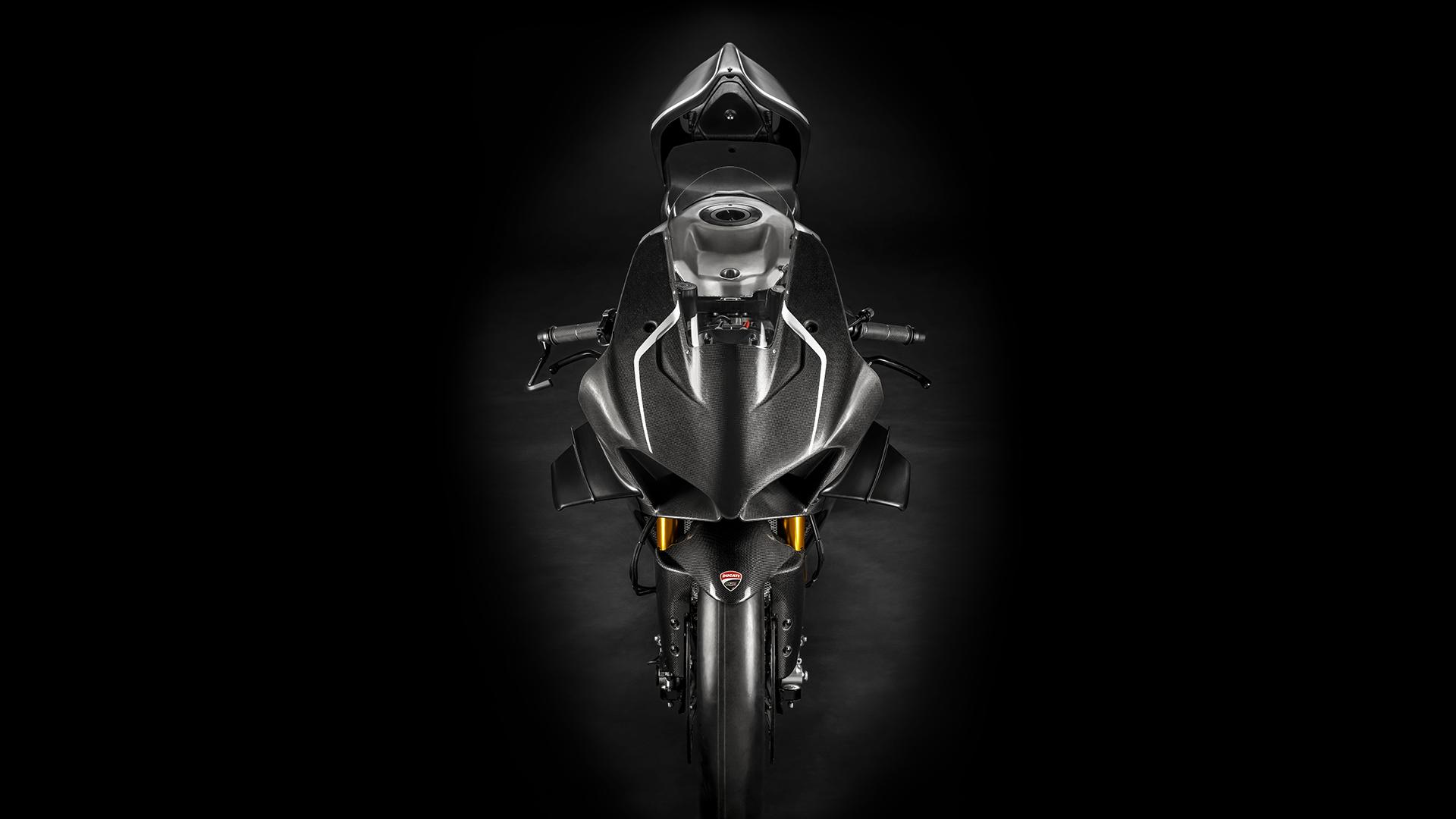 2020 Celtic HSBK Racing Ducati V4R Shakedown