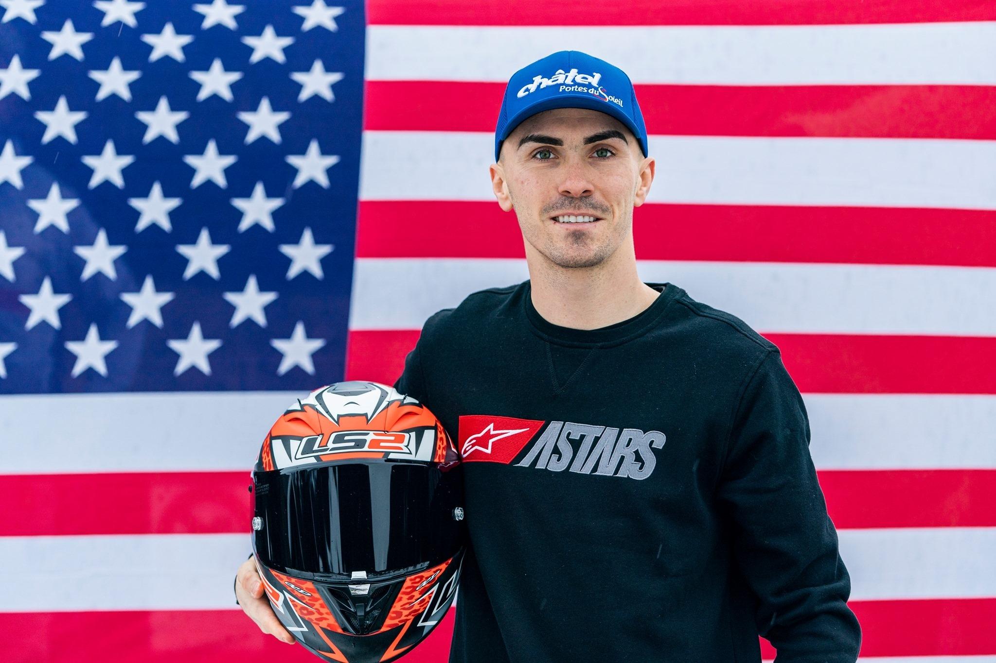 World-Class Rider Loris Baz Joins Warhorse HSBK Racing Ducati New York For 2021 HONOS Superbike