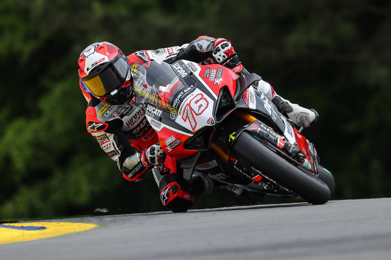 Warhorse HSBK Racing Ducati Team Recaps Road Atlanta MotoAmerica